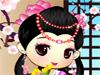 卡哇伊日本小公主