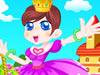 快乐城堡小公主装扮