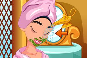 茉莉公主化妆