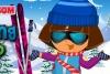 朵拉滑雪装