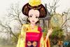 美丽唐朝公主