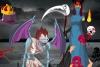 死神琉克与魔女