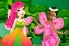 小精灵和奇妙仙子的装扮比赛