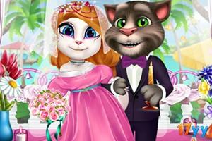 安吉拉的蜜月婚礼