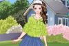 夏季雪纺衣