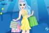 美人鱼水下购物
