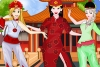 中国民间舞蹈装