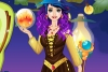 时尚的女巫装扮