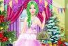 小公主的圣诞装