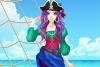 美丽的女海盗装