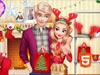 艾莎和杰克的圣诞